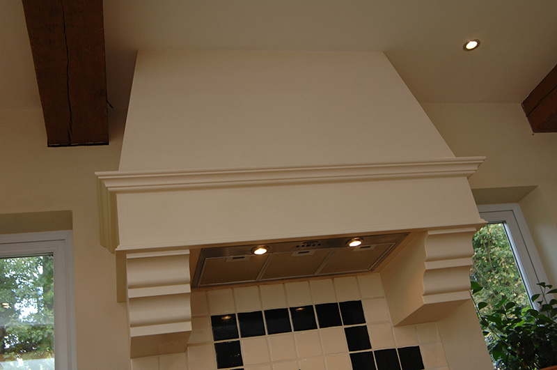 Kitchen Canopies Mantel Shelf Mdf Canopy
