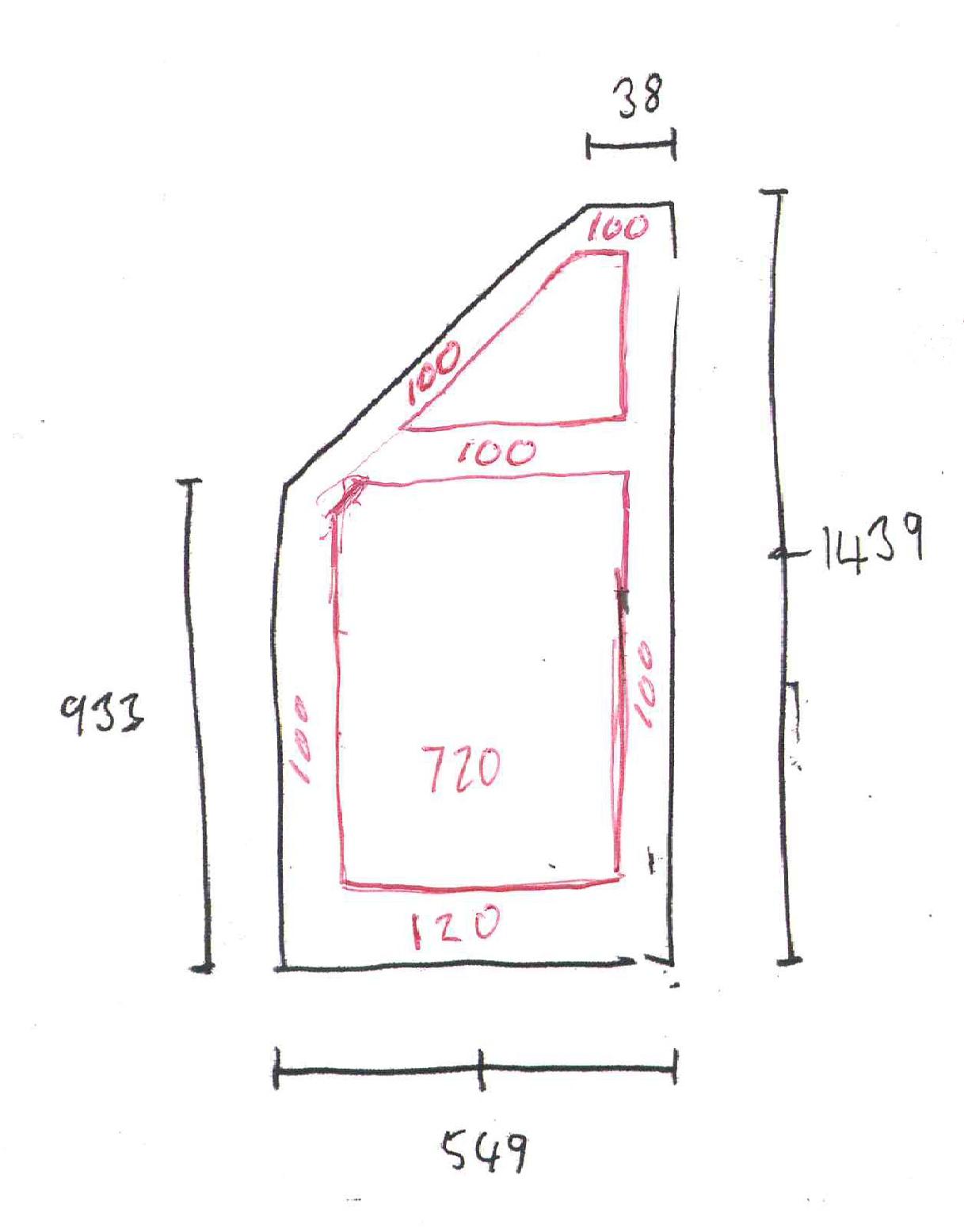 Angled Cupboard Doors Wardrobe Doors For Sloping Ceilings
