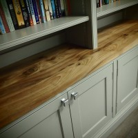 PD Kitchens, The Cupboard Door Company, Earthy Timber