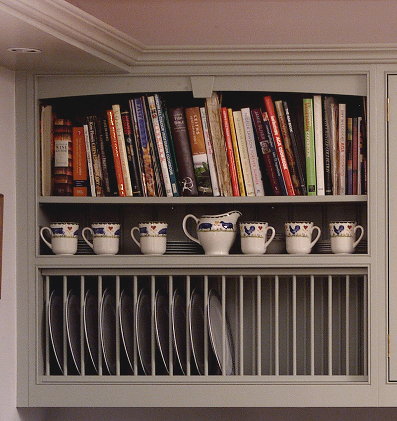 Wine racks plate racks kitchen cabinet storage for Other uses for wine racks in kitchen